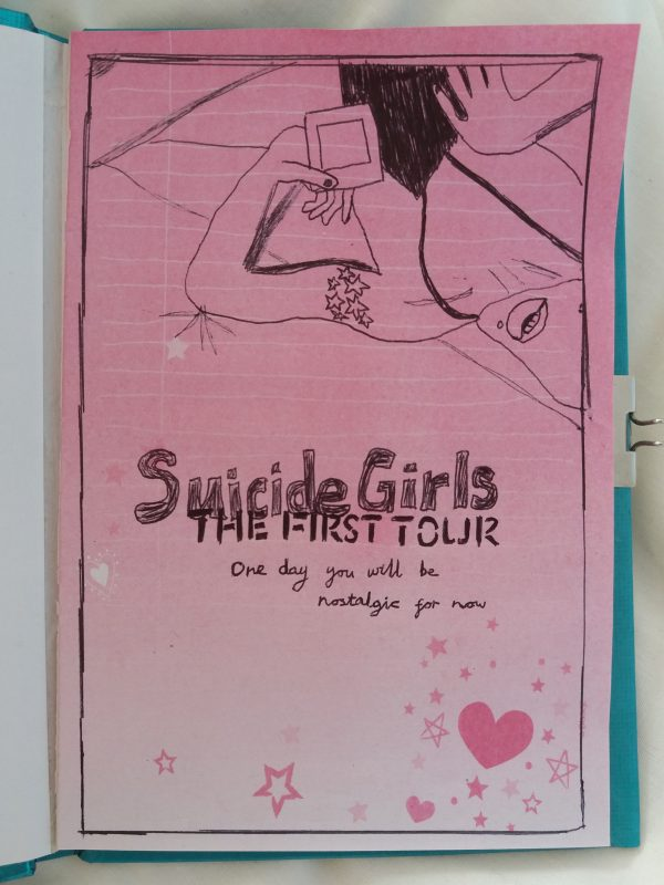 Day 12 - Suicide Girls: The First Tour