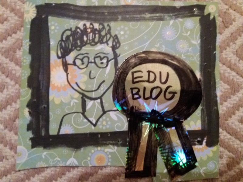 Inktober Day 17 - #EdublogsClub finale