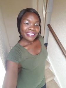 Jean Obungu, Public Health BSc(Hons), graduate 2018