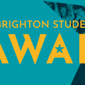 Health Sciences wins at Brighton student union awards 2019