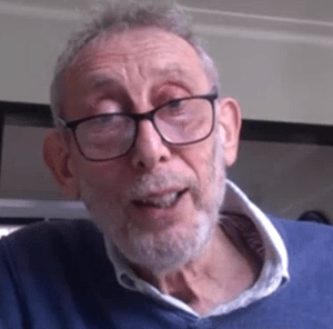Michael Rosen on his recovery from COVID-19