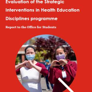Increasing awareness of allied health disciplines