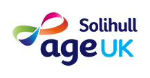 Logo for Age UK Solihull