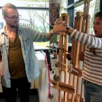 Art and Design PGCE peer-led workshops