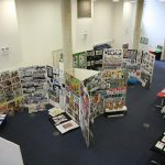 PGCE end of year exhibition