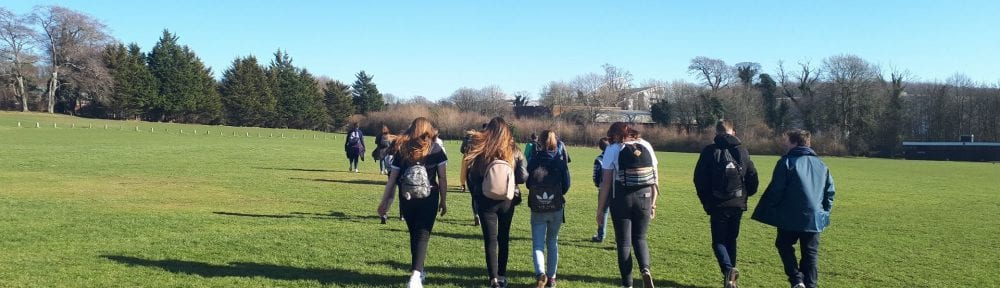 Geography PGCE trip 1