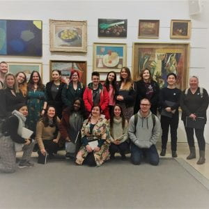 Visiting The Pallant House Gallery