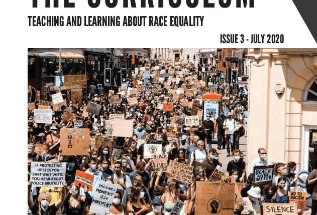 The cover of Issue 3