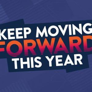 Keep moving forward – Clearing 2020