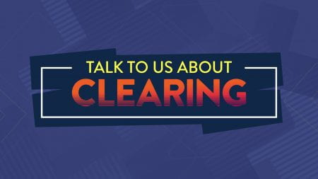 Talk to us about clearing logo