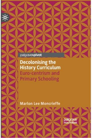 Book cover for Decolonising the History Curriculum