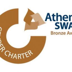 Bronze Athena SWAN Award