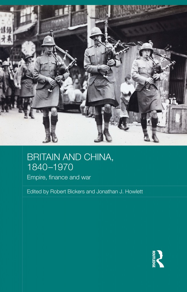 Britain and China, 1840-1970 cover