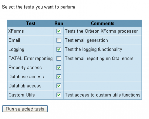 Dependency Testing (test selection)