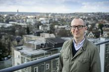 Dr David Sweeting, Senior Lecturer in Urban Studies