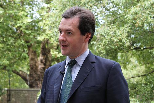George Osborne © HM Treasury
