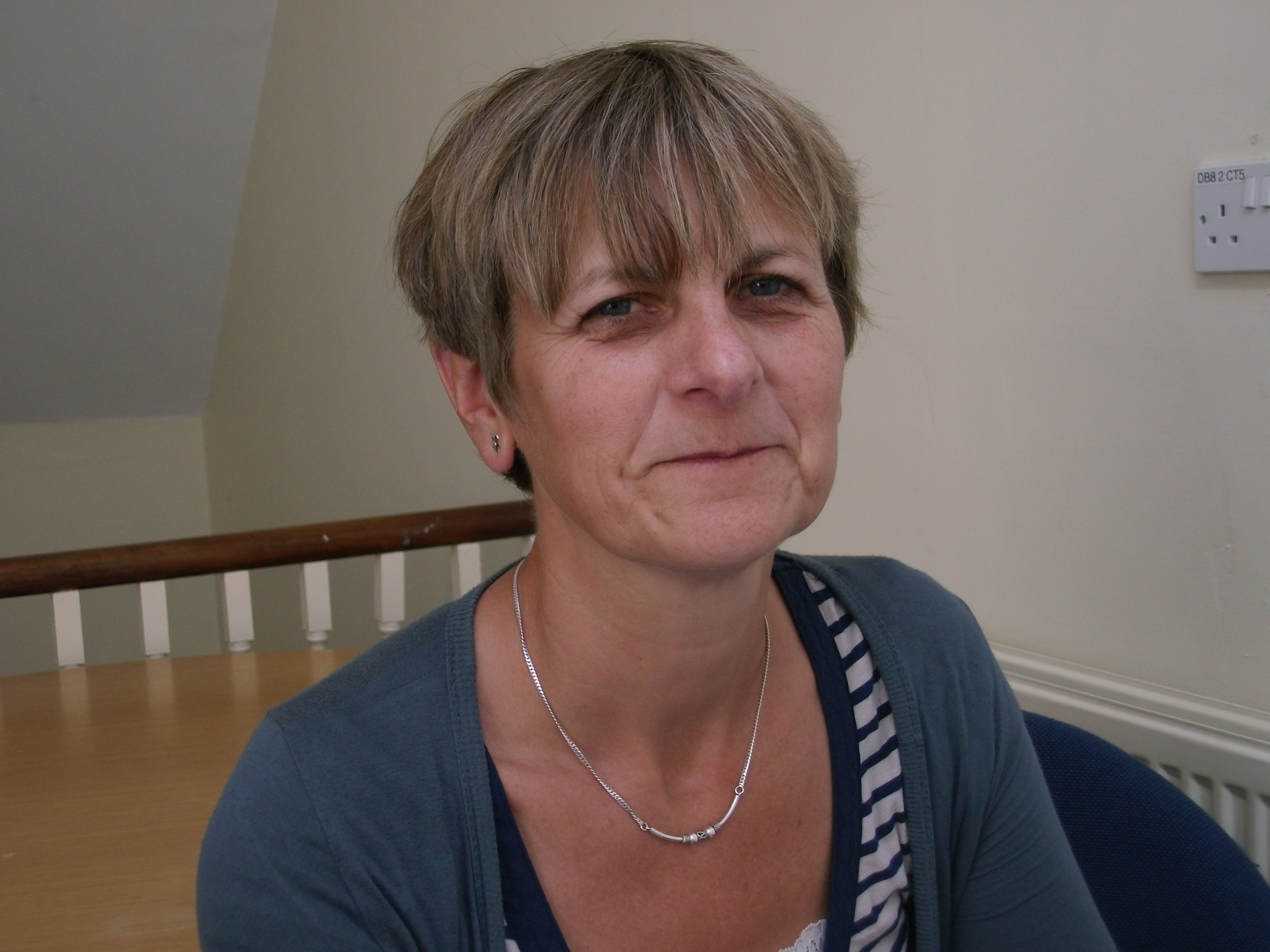 Dr Pauline Heslop, Reader in Intellectual Disabilities Research, Norah Fry Research Centre,