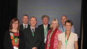 The Policy & Politics team