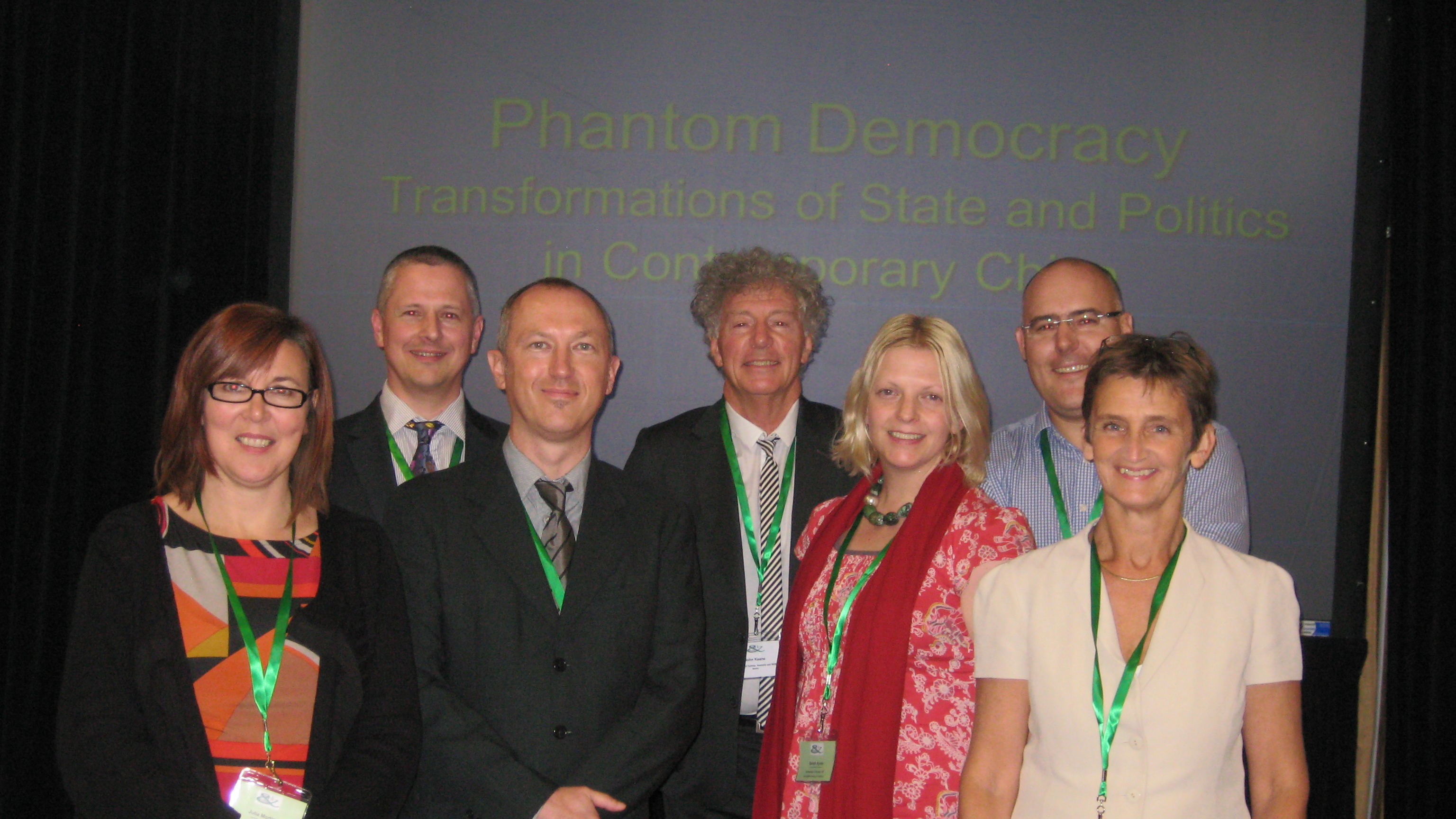 The Policy & Politics team