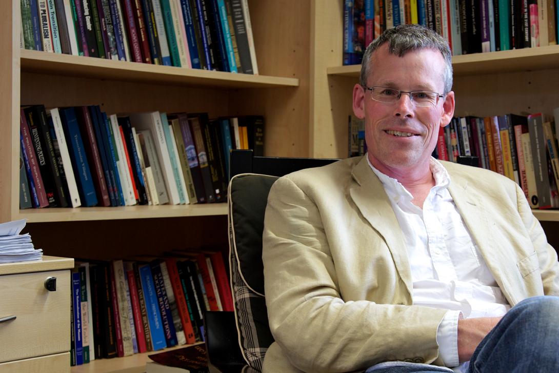 Dr Jon Fox, Senior Lecturer in Sociology, School of Sociology, Politics and International Studies