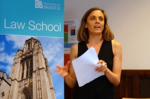 Nina Boeger, Senior Lecturer in Law and Director of the Centre for Law and Enterprise