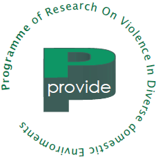 The Programme of Research on Violence in Diverse Domestic Environments (PROVIDE), is a UK National Institute of Health Research funded programme which ran between October 2009 and September 2014.