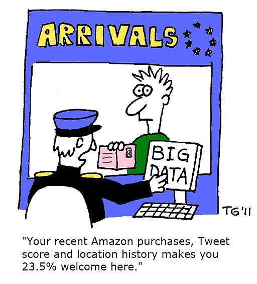 By Thierry Gregorius (Cartoon: Big Data) [CC BY 2.0 (http://creativecommons.org/licenses/by/2.0)], via Wikimedia Commons