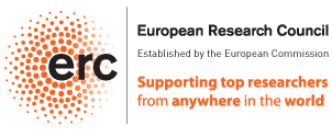 Europena Research Council logo