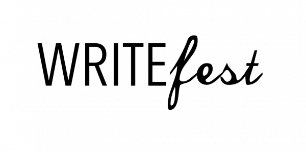 "text which reads ""writefest"""