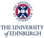 Logo: The University of Edinburgh