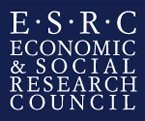 logo: ESRC (Economic and Social Research Council)