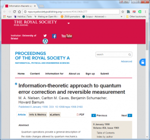 A screenshot of a paywalled article, with the open padlock logo of Unpaywall on the right hand side of the page