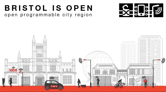Bristol is Open - open programmable city region