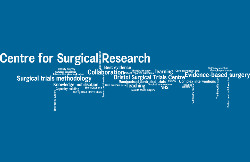 Bristol centre for surgical research