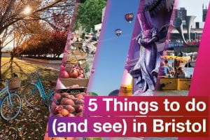 Top things to do and see in Bristol