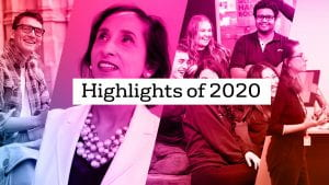 School of Management Highlights of 2020