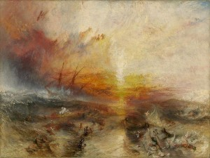 Turner, The Slave Ship