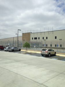 Otay Mesa Detention Centre, San Diego