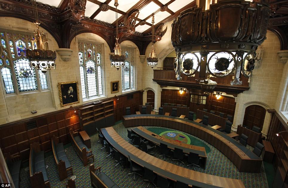 will wyatt court london