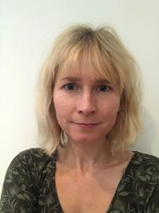 Sarah Blake, BRC public contributor