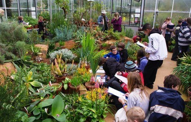 School visits - University of Bristol Botanic Garden