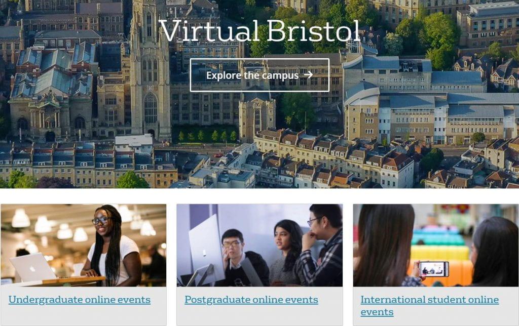 Virtual Bristol University