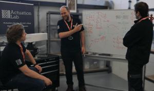 Actuation Lab - Engineering Team