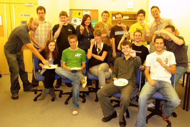 ResNet taste test team