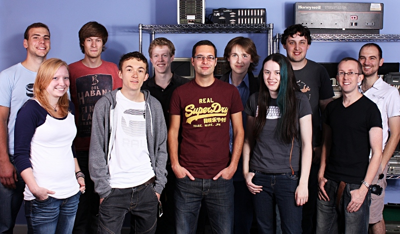ResNet Team Photo 2011