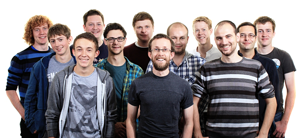 ResNet Team Photo 2012