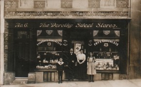The Dorothy Sweet Stores c. 1910