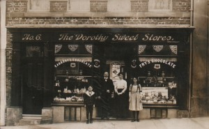 The Dorothy Sweet Stores c. 1902