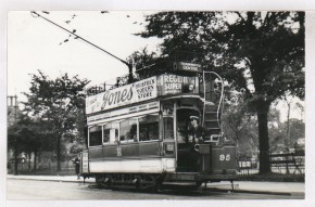 Bristol tram