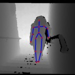 Online quality assessment of human movements from Kinect skeleton data